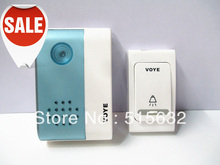 New improved version loud 38 Tunes Remote Control Digital LED Wireless Door Bell Doorbell Button Features volume control