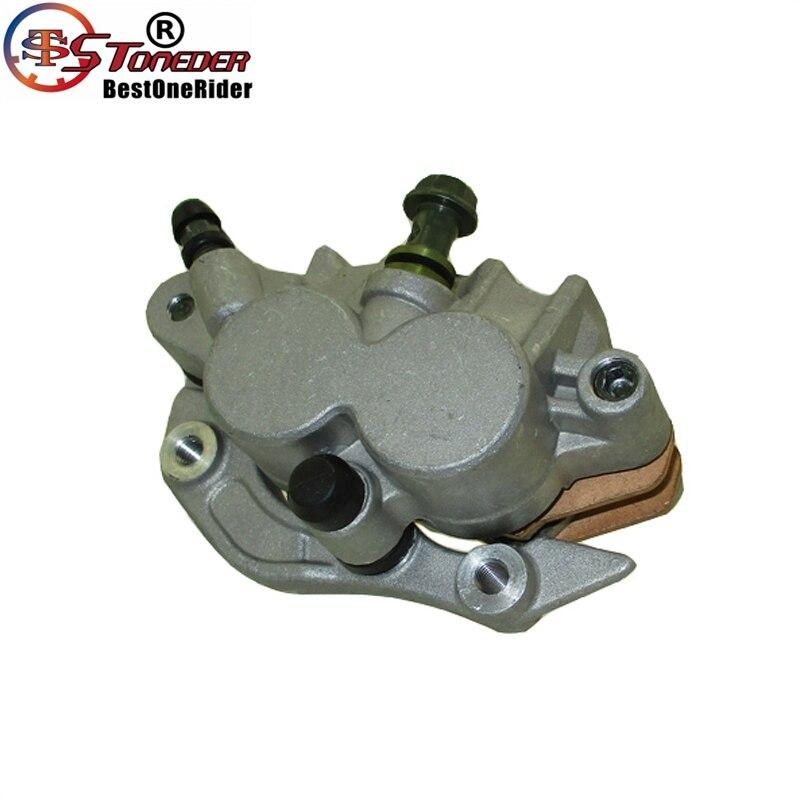 STONEDER Front Brake Caliper For Honda CRF250R CRF250X CRF450R CRF450X CR125R CR250R Yamaha YZ125 YZ250F YZ450F