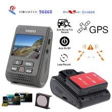 """Original VIOFO A119 2.0 """"Condensador LCD 2 K 1440 P Novatek 96660 HD Tablero de Coches grabador de vídeo DVR GPS Opcional Filtro CPL"""