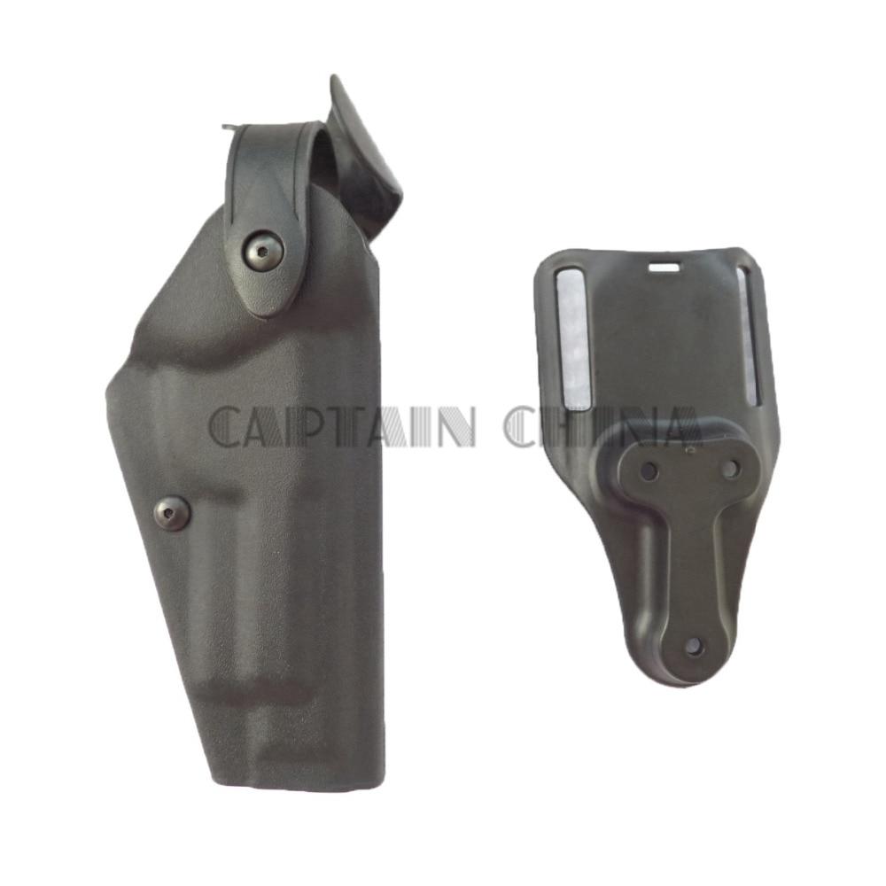 Caza táctico cinturón funda de pistola RH Holster adapta beretta m92 m9