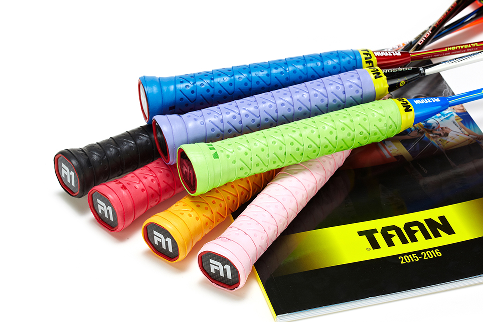 20 pcs Free shipping TAAN TW970 Tennis Overgrips Embossed tennis rackets grip sticky feel badminton overgrips