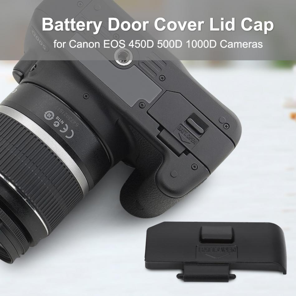 EOS 500D Coperchio del vano vhbw per Canon EOS 450D EOS 1000D