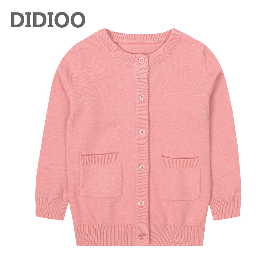 Kids Knitted Cardigans For Girls Outerwear Cotton Pockets Sweaters Girls Tops 2 4 6 8 9 10 12 Years Children Coats Baby KnitwearKids Knitted Cardigans For Girls Outerwear Cotton Pockets Sweaters Girls Tops 2 4 6 8 9 10 12 Years Children Coats Baby Knitwear