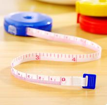 BMI Body Mass Index Tape Measure & Calculator Sewing Tailor Body Scale Fitness Caliper Measuring Body Retractable Tape