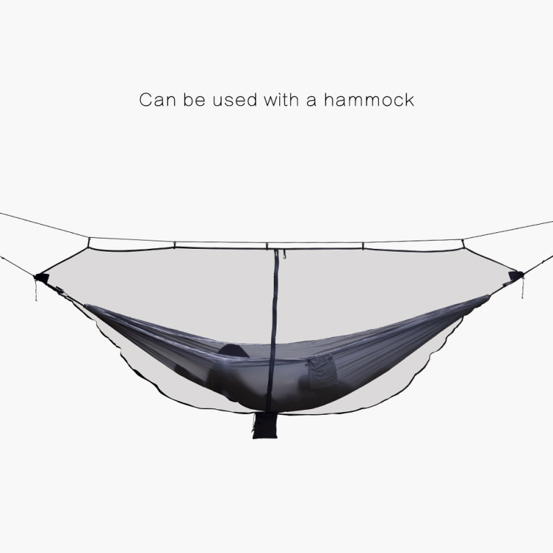 Mosquito Fly Traps Reject Control Nets Ultralight Portable Hammock Net Nylon Outdoor Survival Anti-Mosquito Nets Tools Supplies