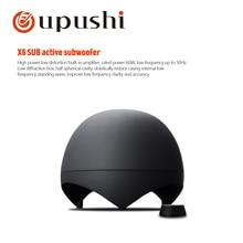Oupushi X6-SUB активный сабвуфер мультимедиа Динамик встроенный усилитель