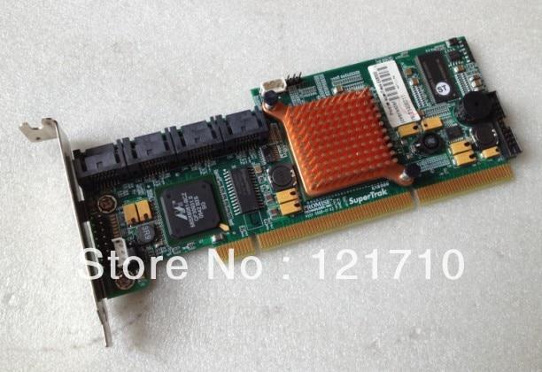 PCI-X interface Promise superTrack EX8300 SATA RAID Control 21406011
