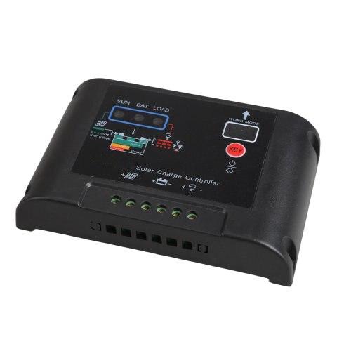 Горячий солнечный регулятор заряда Регулятор 12 V/24 V автоматический переключатель питания(30A