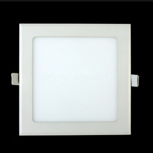 Image 2 - 20 pz/lotto Dimmable Ultra sottile 3 W/4 W/6 W/9 W/12 W/15 W/25 W LED Da Incasso A Soffitto Griglia di Incasso/Sottile Pannello Quadrato luce