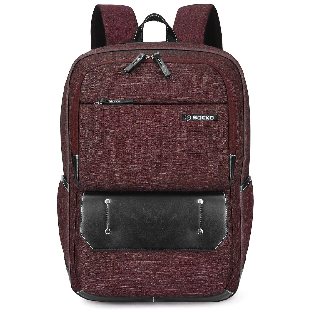 Nylon Waterproof Backpack 17.3 inch Men Women Big Capacity Laptop Backpack Daily Rucksack Travel Bag College student School Bag цена