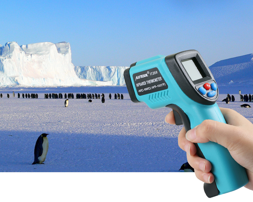 Infrared thermometer apply 2