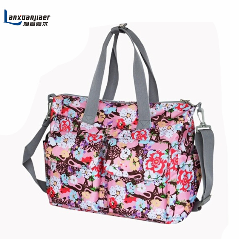 Free shipping New design baby diaper bags for mom baby travel nappy handbags Bebe organizer stroller bag for matern