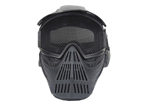 Tireless Black Tan Green Color V9 Men Tactical Tpr Materialhigh Strength Steel Wire Round Mesh Mask For Outdoor Sport Diving Hs9-0051 Sports & Entertainment Paintball Accessories