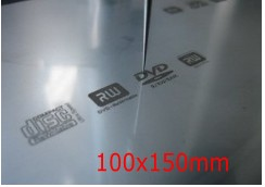 100X150mm Pad printing steel plate making cliche make платье cliche платье