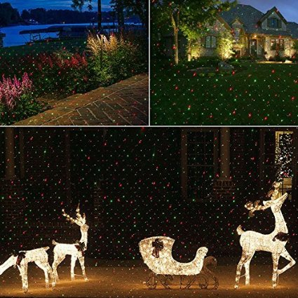 2017 latest cheap outdoor laser shower tree dazzler christmas ...