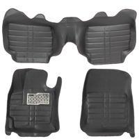 1 Set Car Floor Mats Pad Front Rear Liner Waterproof Mat For Mazda CX 5 2013