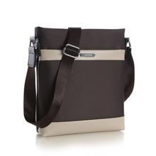 TETHYS Men bag 2016 fashion mens shoulder bags, high quality oxford casual messenger bag business men's travel bags 4WE2 3