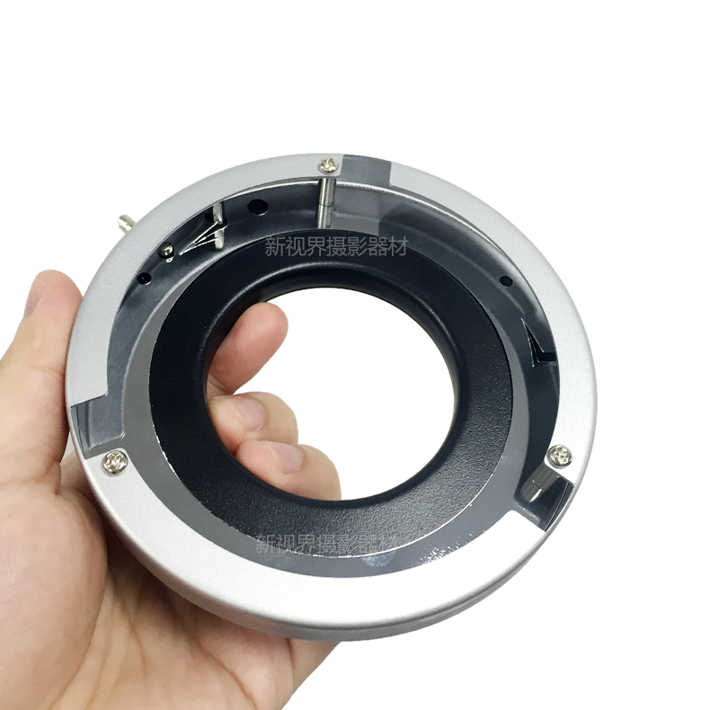 Godox Mount To Bowens Mount Speed Ring Adapter For AD600 AD600M Flash Strobe AD-GB