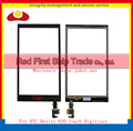 "High Quality 5.0"" For HTC Desire 620 Touch Screen Digitizer Sensor Glass Lens Panel Black+Tracking Number"