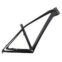 2015 Newest Carbon 650b MTB Bicycle Frame AC650B Small Size 15inch BB92 UD Matt MTB Frame