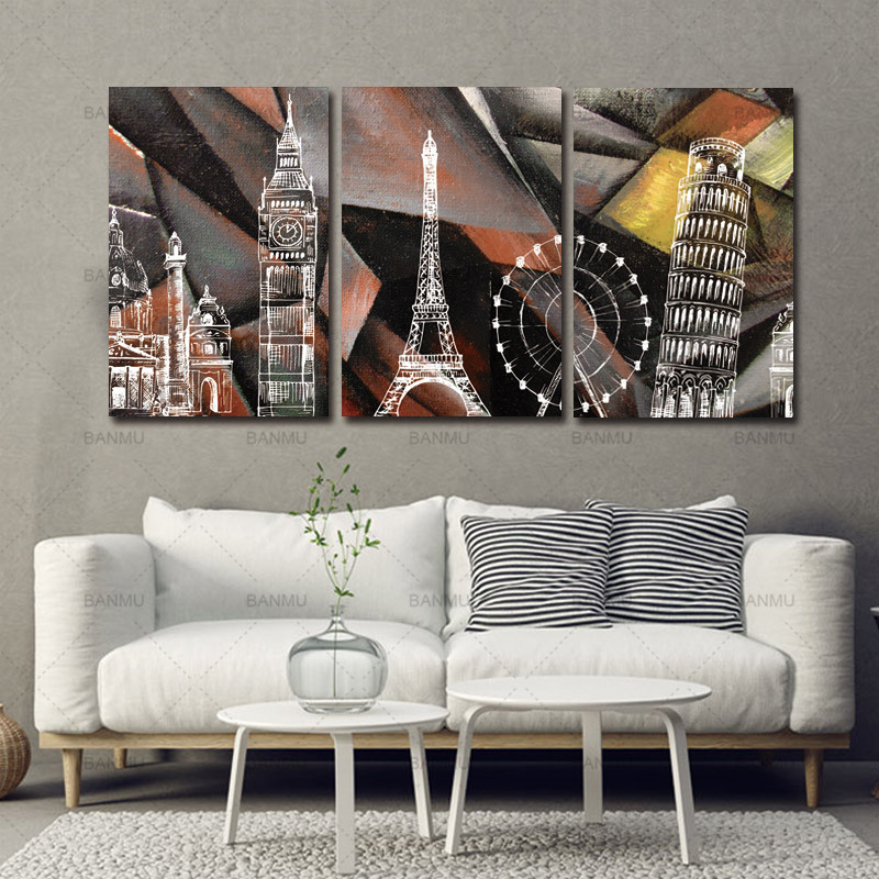 Framed, Living, Painting, Art, Building, Panel
