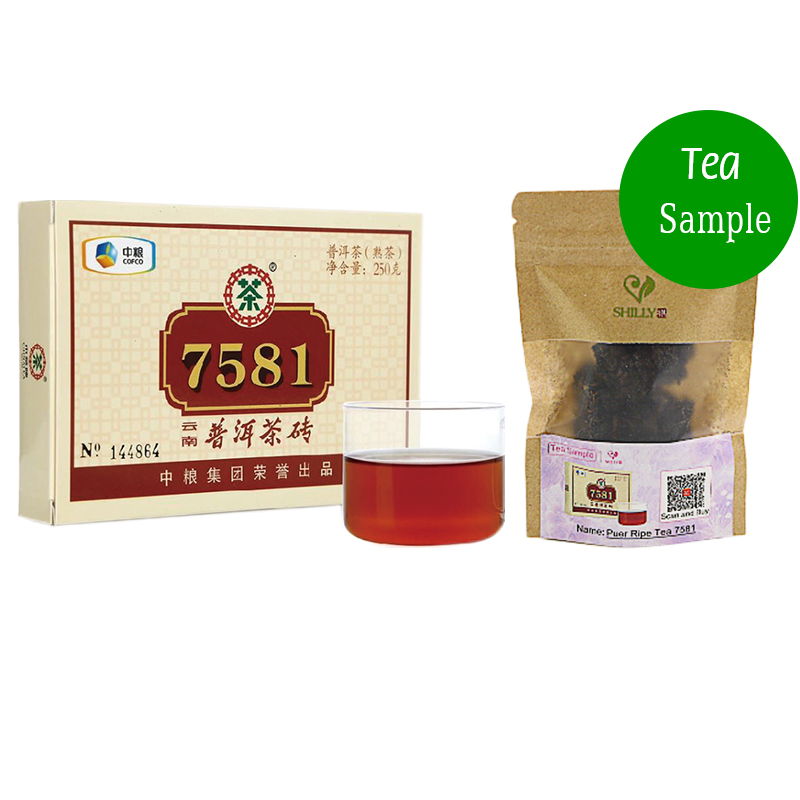 25g Tea Sample for Try Shu Pu Erh Tea for Slimming...
