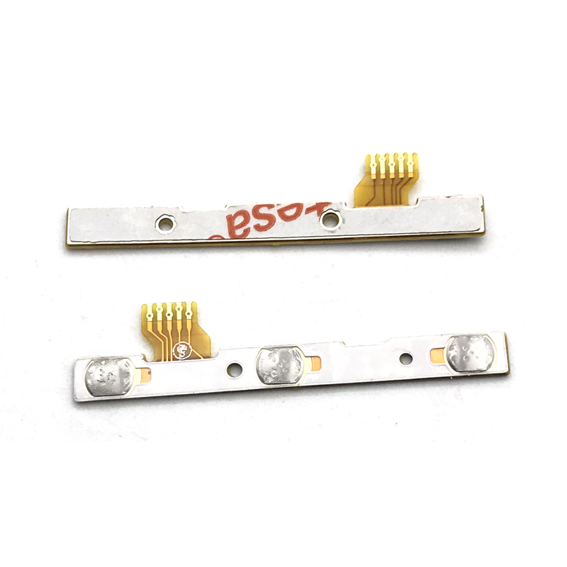New Compatible For Micromax Q424 Power Button On Off Mute Volume Switch Connector Flex Cable