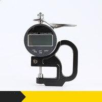 0.001mm de Espessura Eletrônico Medidor de Micrometro 0-12.7mm 0.25.4mm Digital Micrômetro Medidor de Espessura Espessura Tester
