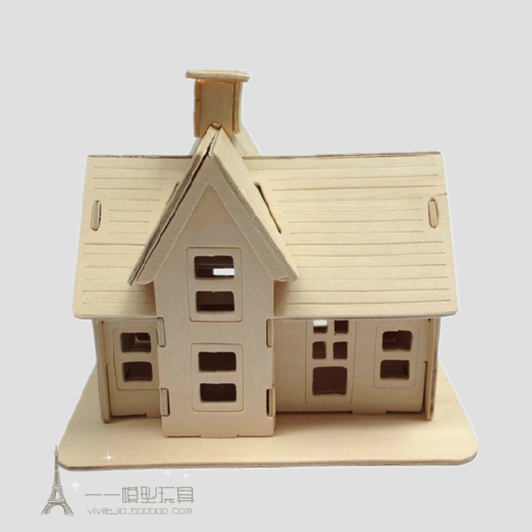 Popular model house buy cheap model house lots from china 3d house building