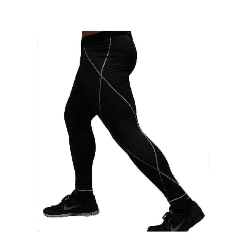Basketball Strumpfhosen Sport Leggings Hosen Laufen Fitness Elastische Kompression Hosen Jogginghose Bodybuilding Gym Hose Für Männer