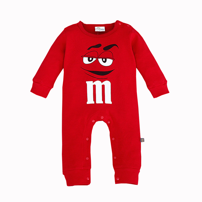 2016 Autumn Winter Candy Color Baby Combed Cotton Jumpsuits Boy Girl Clothes Infantil Next Romper Newborn Coveralls Rompers cotton baby rompers set newborn clothes baby clothing boys girls cartoon jumpsuits long sleeve overalls coveralls autumn winter