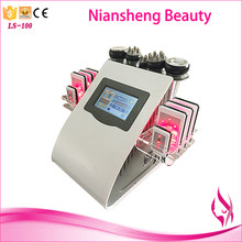 Lipolisis laser 40K corps ultrasons cavitation minceur machine anti-cellulite masseur rf levage électro graisse appareil de massage(China)
