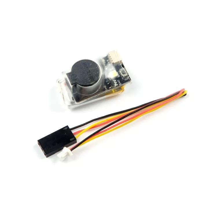 2019 Новый Happymodel DT-B90 90dBi Finder звуковой сигнал 4,5-9 V Вход встроенный Батарея с светодиодный свет для дрона с дистанционным управлением