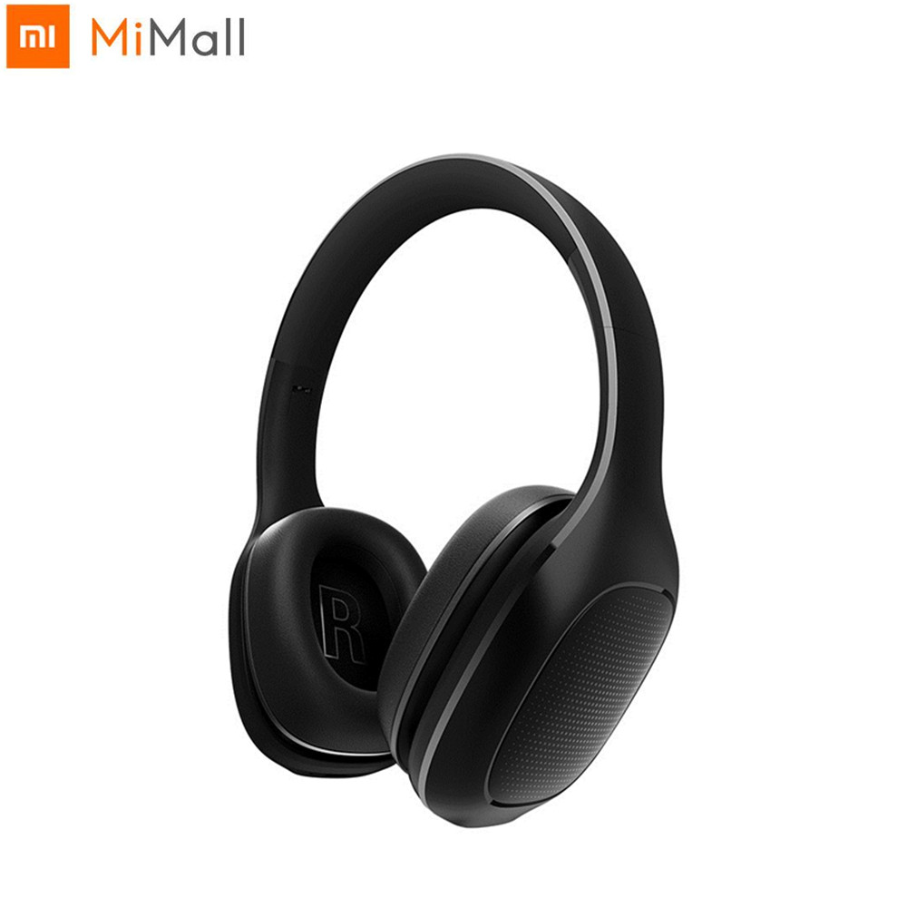 Original Xiaomi Mi Bluetooth Headphone Xiomi Headset 40mm Dynamic Driver AptX Bass Stereo Headset with Dual Mics-in Bluetooth Earphones & Headphones from Consumer Electronics    3