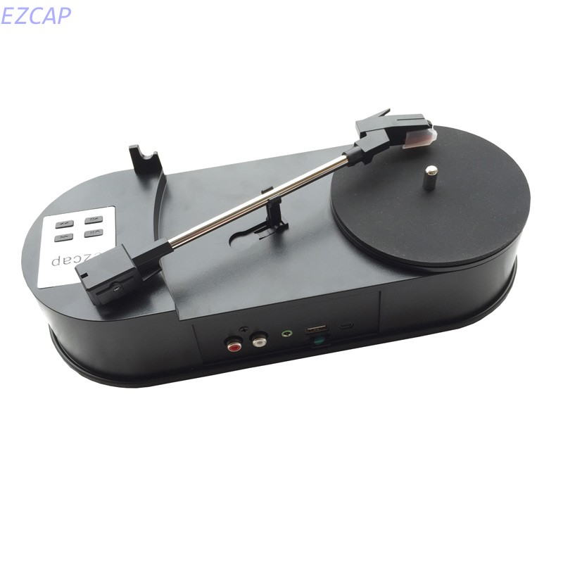 Vinyl turntable to MP3 converter capture, convert vinyl to mp3 directly into USB Driver or TF Card, no pc need, Free shipping ezcap232 cassette converter to sd card directly convert old cassette tape to mp3 in sd card directly no pc need free shipping