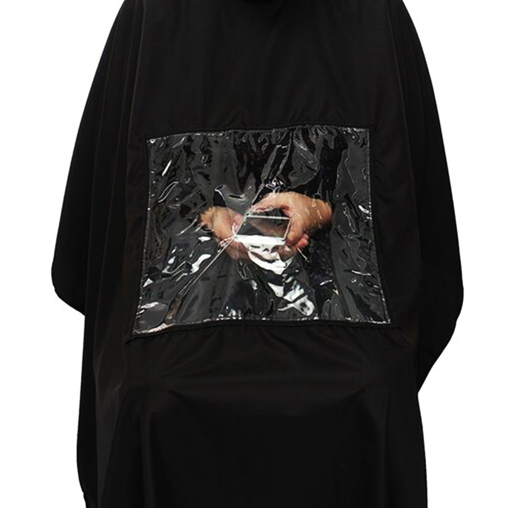 Hairdressing Cape Waterproof Hair Apron Professional Hair Cut Hairdresser Barbers Aprons