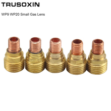 Welding Machine Accessories TIG Welding Torch Consumables Alumina Medium 2.4MM Gas Lens Fit WP 17 18 26 Series Welding Torch/Gun welding tools tig welding machine accessories wp17 18 26 torch consumables 54n01 54n63 large gas lens insulator gasket