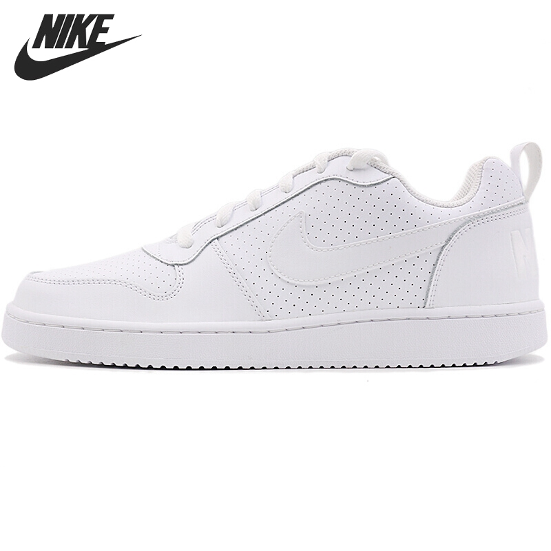 Original New Arrival NIKE COURT BOROUGH LOW Men's Skateboarding Shoes Sneakers сникеры nike сникеры wmns nike court borough mid