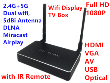 Easy Sharing DLNA Miracast Airplay for Android IOS Windows 1080P Wireless WiFi Display font b TV