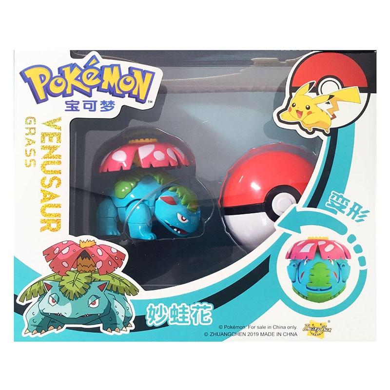 Pokemon In Pokeball Capsule Toys 5