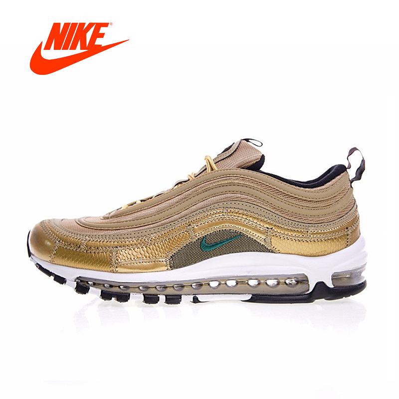 Original New Arrival Authentic Nike Air Max 97 CR7 Men's Breathable Running Shoes Sport Outdoor Sneakers Good Quality AQ0655-700 original new arrival authentic off white x nike air max 97 menta men s running shoes sport sneakers good quality aj4585 101