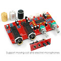 PT2399 NE5532 Karaoke board Microphone amplifier Board Preamplifier Reverberation Plate with Front Panel
