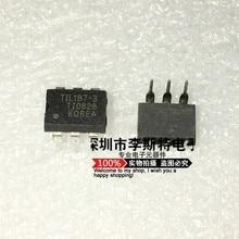Send free 10PCS TIL187-3 DIP-6   New original hot selling electronic integrated circuits