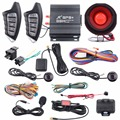 SPY GSM car alarm system GPS tracking smartphone operation remote engine start Bluetooth connection for Android system