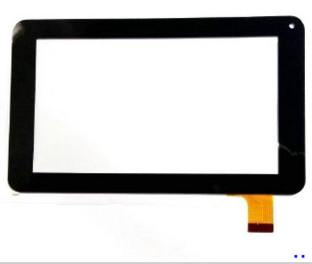New For 7 inch DEXP Ursus Z170 Kid's Tablet 186*111mm capacitive touch screen panel Glass Sensor Replacement Free Shipping new touch screen for 7 dexp ursus a370i tablet touch panel digitizer glass sensor replacement free shipping
