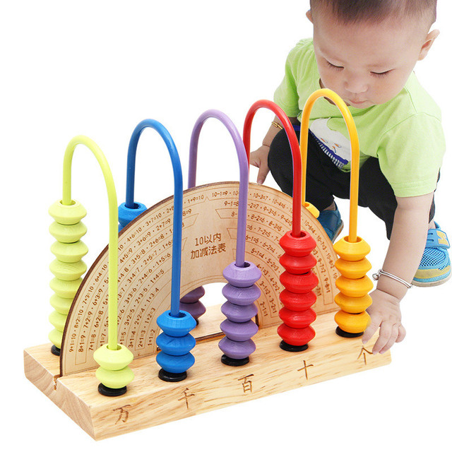 Aliexpress.Com : Buy Children Montessori Materials Baby Addition