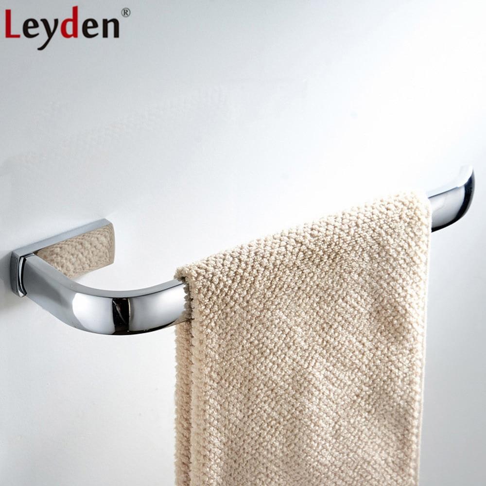 Wonderbaar Kopen Goedkoop Leyden Verchroomd Messing Toilet Handdoek Ring Wall VC-35
