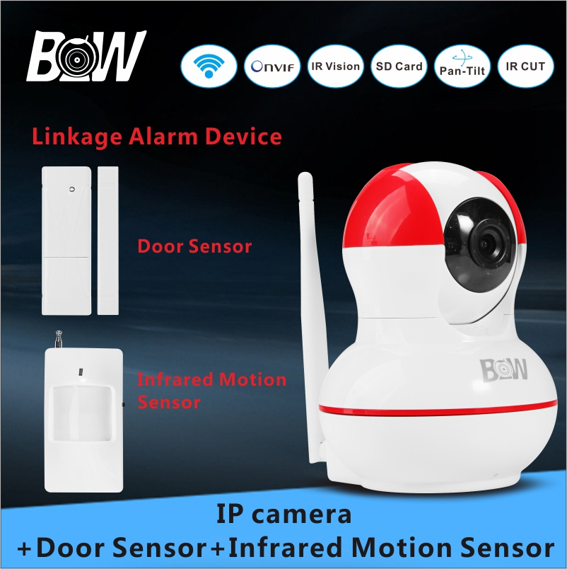 WiFi Security font b Camera b font Alarm System IP font b Camera b font