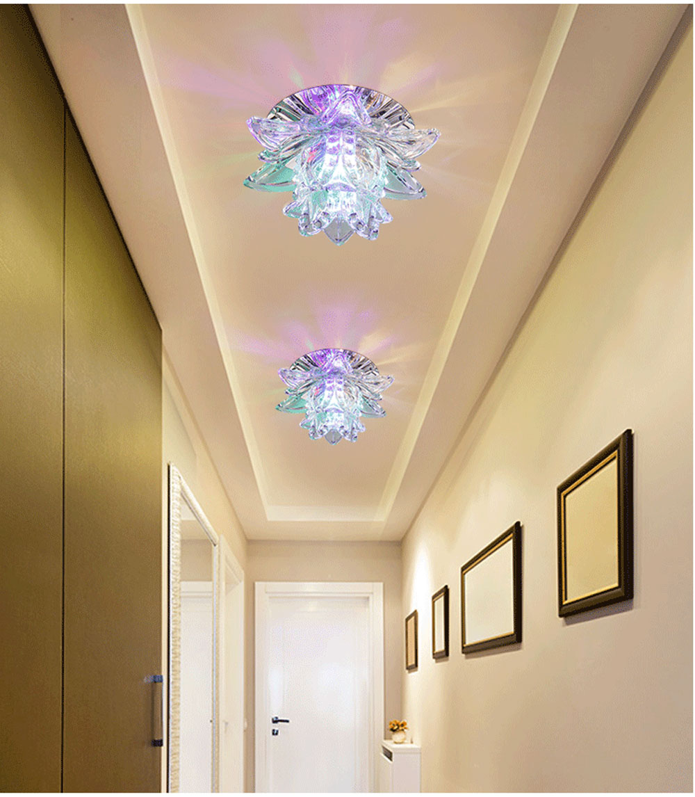 Crystal Wall Lights, Crystal Ceiling Lights