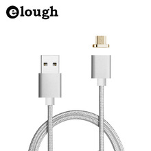 SNAP Automatic Adsorption Micro USB Magnetic Cable For Samsung Xiaomi Huawei HTC Micro USB Magnet Cable For Android Mobile Phone